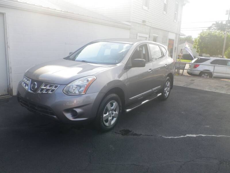 2011 Nissan Rogue for sale at VICTORY AUTO in Lewistown PA