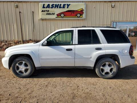 2006 Chevrolet TrailBlazer for sale at Lashley Auto Sales in Mitchell NE