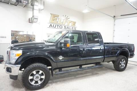 2015 Ford F-350 Super Duty for sale at Elite Auto Sales in Ammon ID