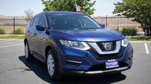 2017 Nissan Rogue for sale at DIAMOND VALLEY HONDA in Hemet CA