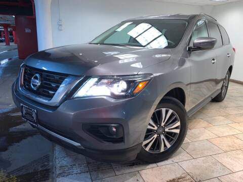 2017 Nissan Pathfinder for sale at EUROPEAN AUTO EXPO in Lodi NJ