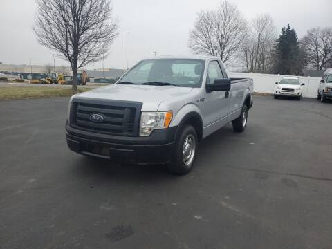 2010 Ford F-150 for sale at Boardman Auto Exchange in Youngstown OH