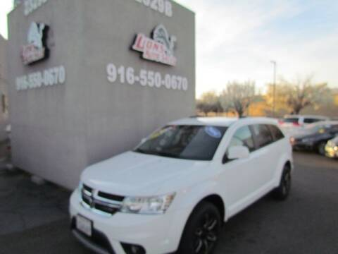 2014 Dodge Journey for sale at LIONS AUTO SALES in Sacramento CA