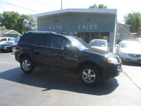 2007 Saturn Vue for sale at SHEFFIELD MOTORS INC in Kenosha WI