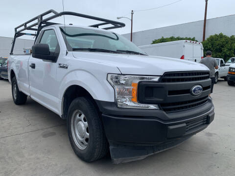2018 Ford F-150 for sale at Best Buy Quality Cars in Bellflower CA
