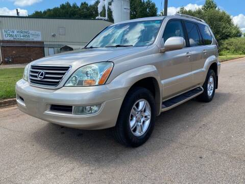 2006 Lexus GX 470 for sale at Dreamers Auto Sales in Statham GA
