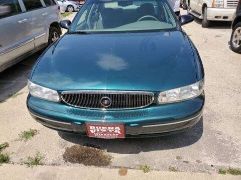 1999 Buick Century for sale at Buena Vista Auto Sales in Storm Lake IA
