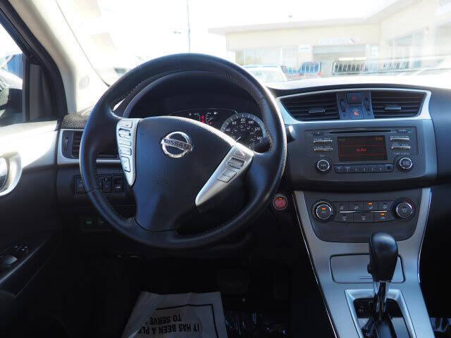 2013 Nissan Sentra SV 4dr Sedan - East Providence RI