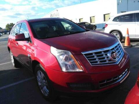 2015 Cadillac SRX for sale at Empire Automotive Group Inc. in Orlando FL