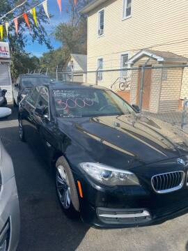 2014 BMW 5 Series for sale at BUY RITE AUTO MALL LLC in Garfield NJ