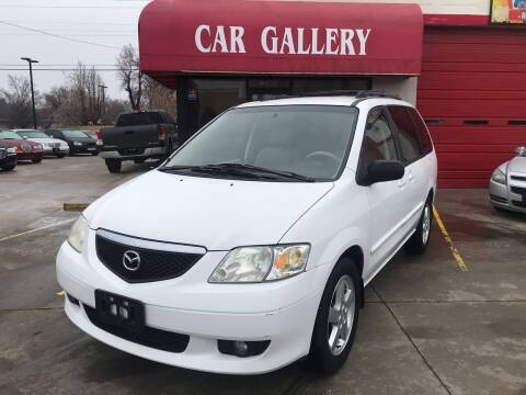 2002 Mazda MPV for sale at Car Gallery in Oklahoma City OK