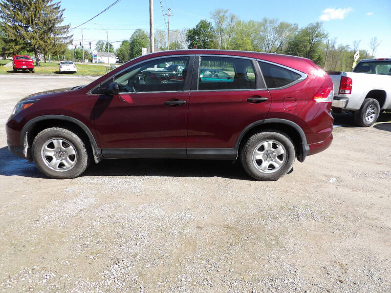 2014 Honda CR-V for sale in New Waterford, OH
