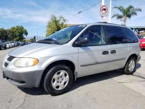 2002 Dodge Caravan for sale at Olympic Motors in Los Angeles CA