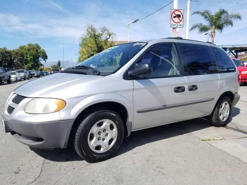2002 Dodge Caravan for sale at Olympic Motors in Los Angeles CA