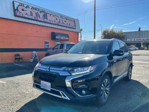2019 Mitsubishi Outlander for sale at City Motors in Hayward CA