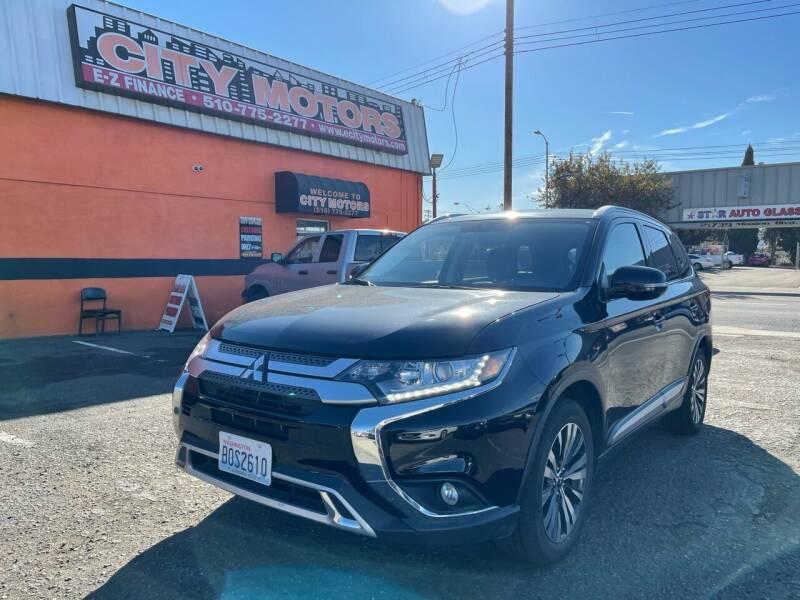 2019 Mitsubishi Outlander for sale at City Motors in Hayward CA