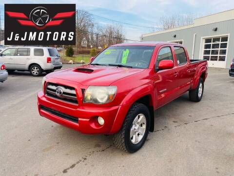 2010 Toyota Tacoma for sale at J & J MOTORS in New Milford CT