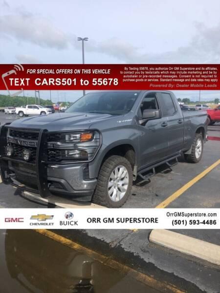 2019 Chevrolet Silverado 1500 for sale in Searcy, AR