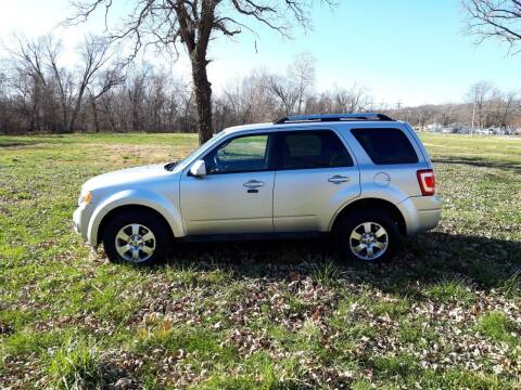 2012 Ford Escape for sale at Rustys Auto Sales - Rusty's Auto Sales in Platte City MO