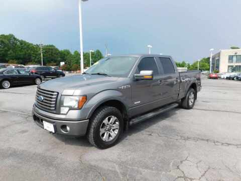 2011 Ford F-150 for sale at Paniagua Auto Mall in Dalton GA