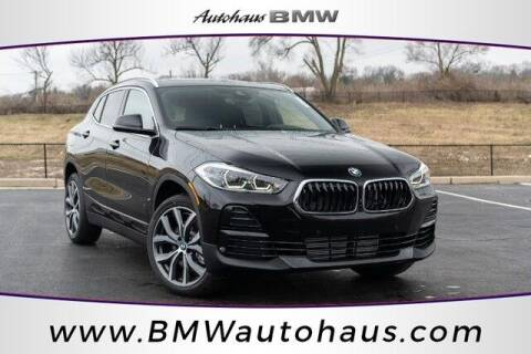 2021 BMW X2 for sale at Autohaus Group of St. Louis MO - 3015 South Hanley Road Lot in Saint Louis MO