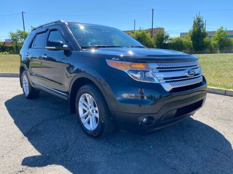 2015 Ford Explorer for sale at Pristine Auto Group in Bloomfield NJ