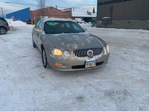2009 Buick LaCrosse for sale at ALASKA PROFESSIONAL AUTO in Anchorage AK