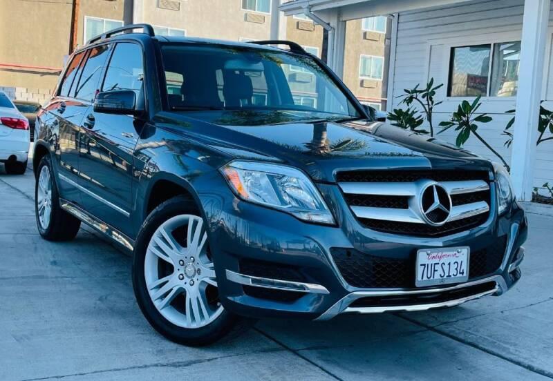 2015 Mercedes-Benz GLK for sale in Anaheim, CA