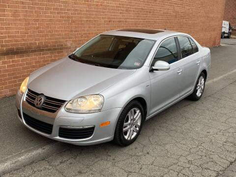2006 Volkswagen Jetta for sale at D&S IMPORTS, LLC in Strasburg VA