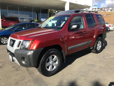 2012 Nissan Xterra for sale at Autos Wholesale in Hayward CA