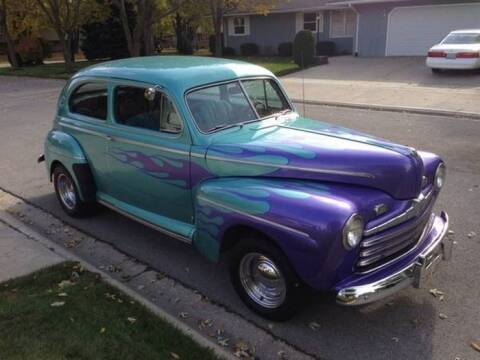 1946 Ford Super Deluxe for sale at Haggle Me Classics in Hobart IN