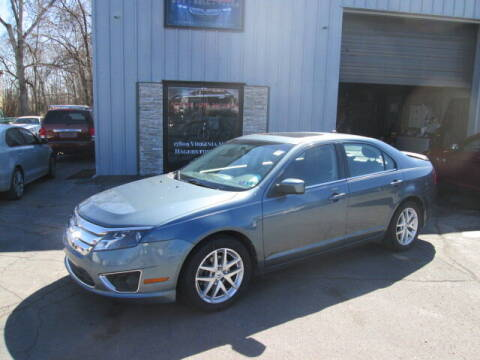 2012 Ford Fusion for sale at Access Auto Brokers in Hagerstown MD