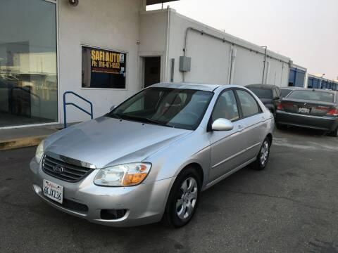 2008 Kia Spectra for sale at Safi Auto in Sacramento CA