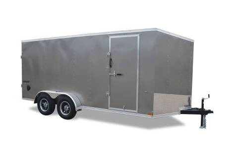 """2022 Formula 7'x16' Extra 6"""" Ramp Door for sale at Brown's Truck Accessories Inc in Forsyth IL"""