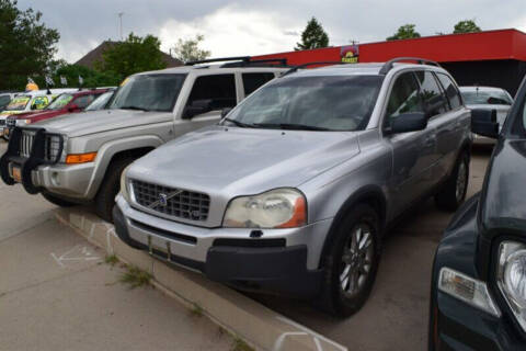 2005 Volvo XC90 for sale at Sunset Auto Sales & Repair in Lasalle CO