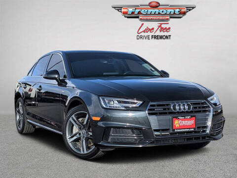 2017 Audi A4 for sale at Rocky Mountain Commercial Trucks in Casper WY