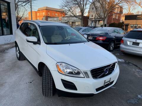 2011 Volvo XC60 for sale at European Motors in West Hartford CT