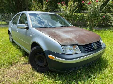 2004 Volkswagen Jetta for sale at IMAGINE CARS and MOTORCYCLES in Orlando FL
