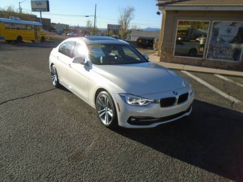 2017 BMW 3 Series for sale at Team D Auto Sales in St George UT