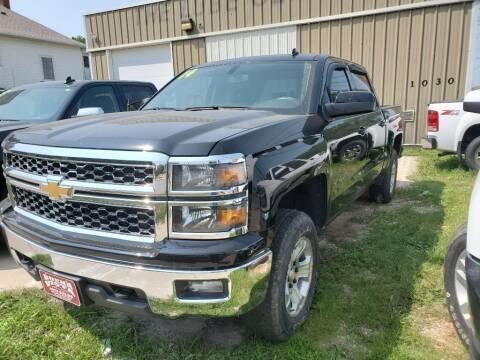 2014 Chevrolet Silverado 1500 for sale at Buena Vista Auto Sales in Storm Lake IA