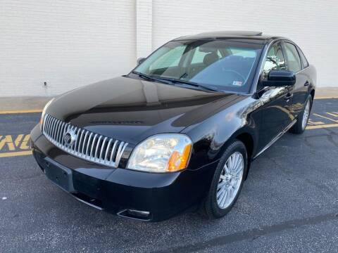 2006 Mercury Montego for sale at Carland Auto Sales INC. in Portsmouth VA