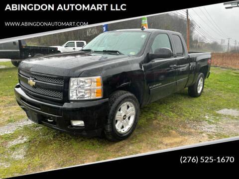 2011 Chevrolet Silverado 1500 for sale at ABINGDON AUTOMART LLC in Abingdon VA