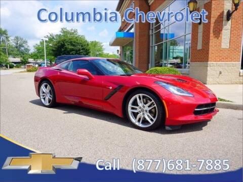 2014 Chevrolet Corvette for sale at COLUMBIA CHEVROLET in Cincinnati OH
