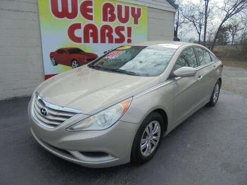 2011 Hyundai Sonata for sale at Right Price Auto Sales in Murfreesboro TN