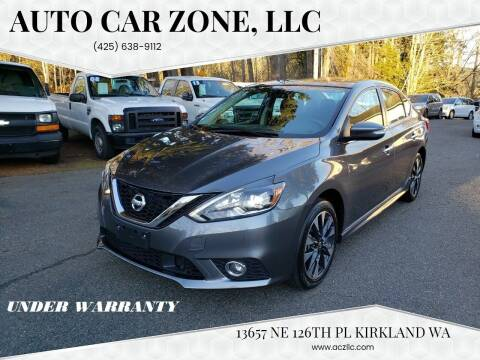 2019 Nissan Sentra for sale at Auto Car Zone, LLC in Kirkland WA