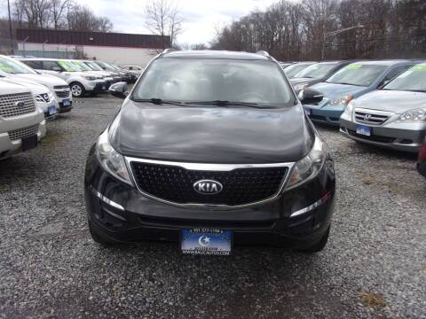 2014 Kia Sportage for sale at Balic Autos Inc in Lanham MD