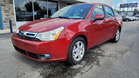 2009 Ford Focus for sale at Tri City Auto Mart in Lexington KY
