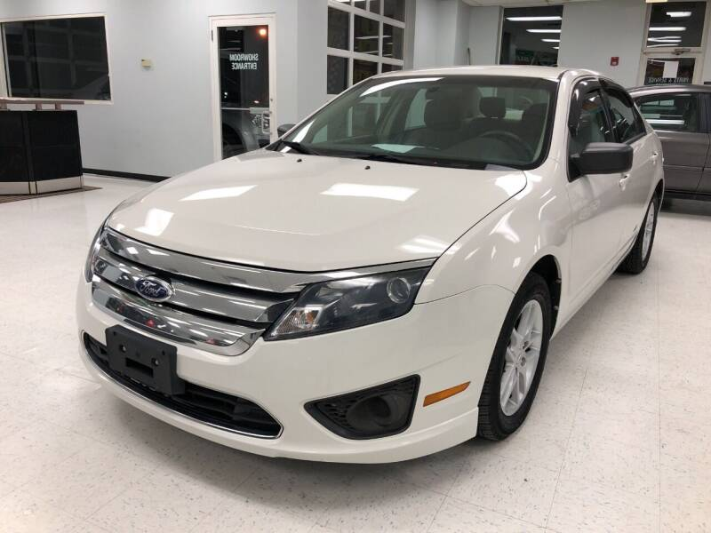 2011 Ford Fusion for sale at Grace Quality Cars in Phillipston MA