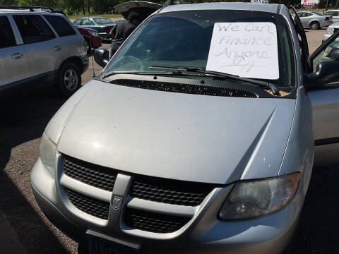 2003 Dodge Grand Caravan for sale at Continental Auto Sales in White Bear Lake MN