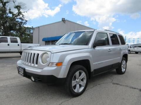 2011 Jeep Patriot for sale at Quality Investments in Tyler TX